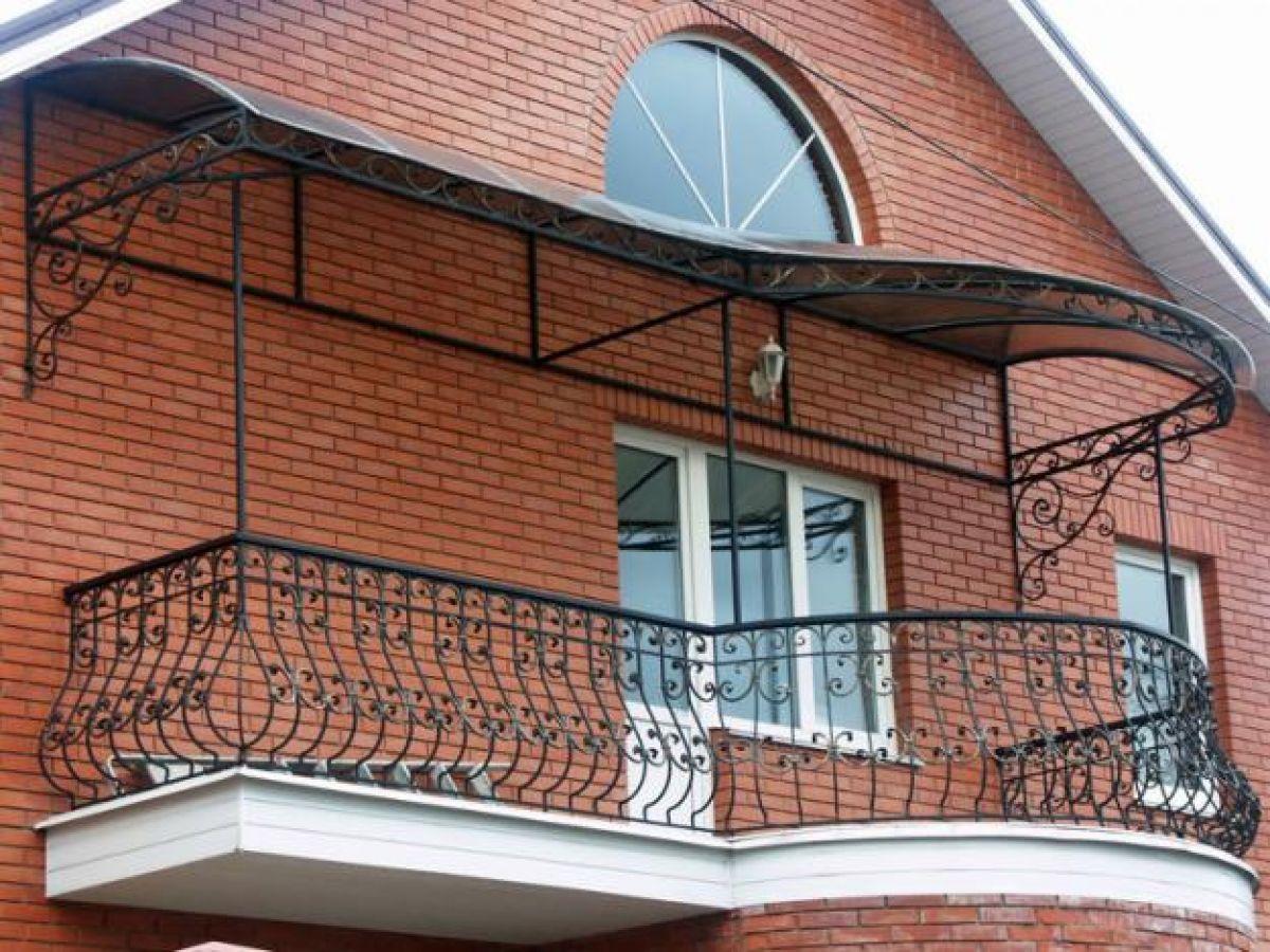Заказать козырек для балкона. - остекление лоджий - каталог .